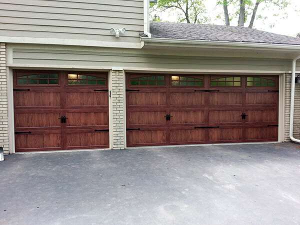 What is the Best Material for a Garage Door?