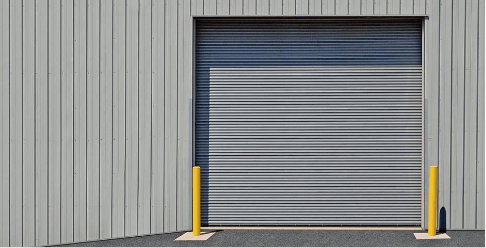 ROLLING STEEL CURTAIN DOORS