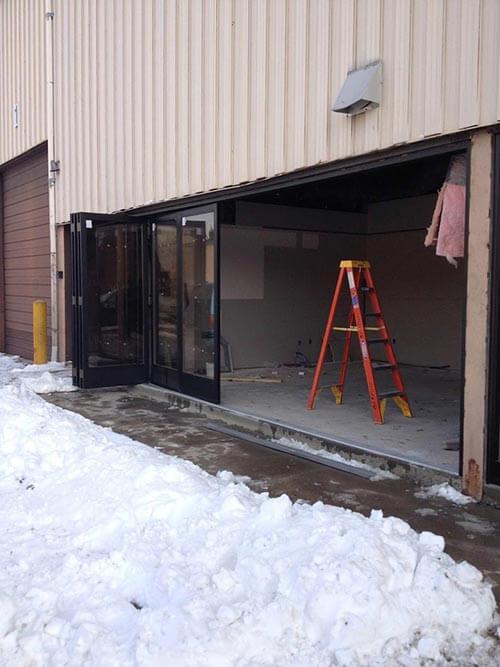 Glass Aluminum Doors Metro Detroit Mi Motor City Door