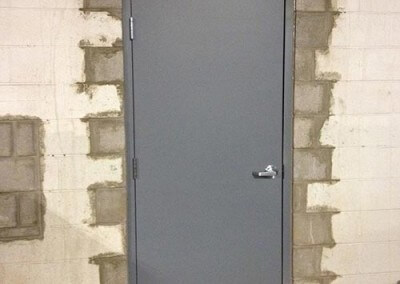 steel exits