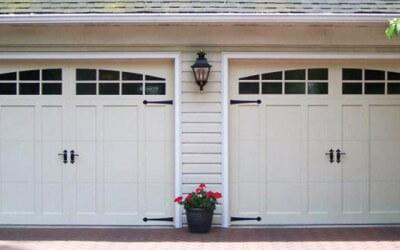 Garage Door Repairs to Make Before the New Year