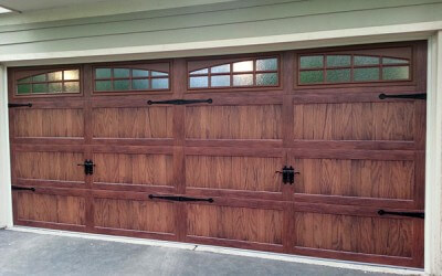 Safety Tips for Fixing a Frozen Garage Door
