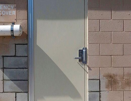 & Steel Exit Doors | Metro Detroit MI | Motor City Door
