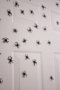 Halloween Decor - Spiders