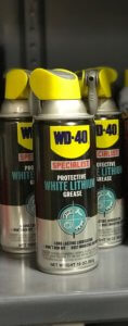 WD-40 Specialist : White Lithium Grease