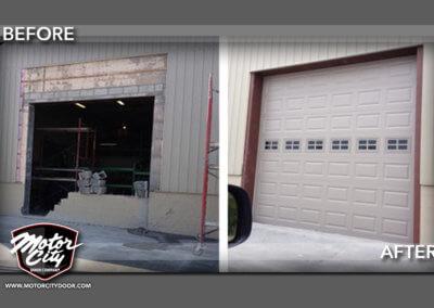 New Doorway - Sectional