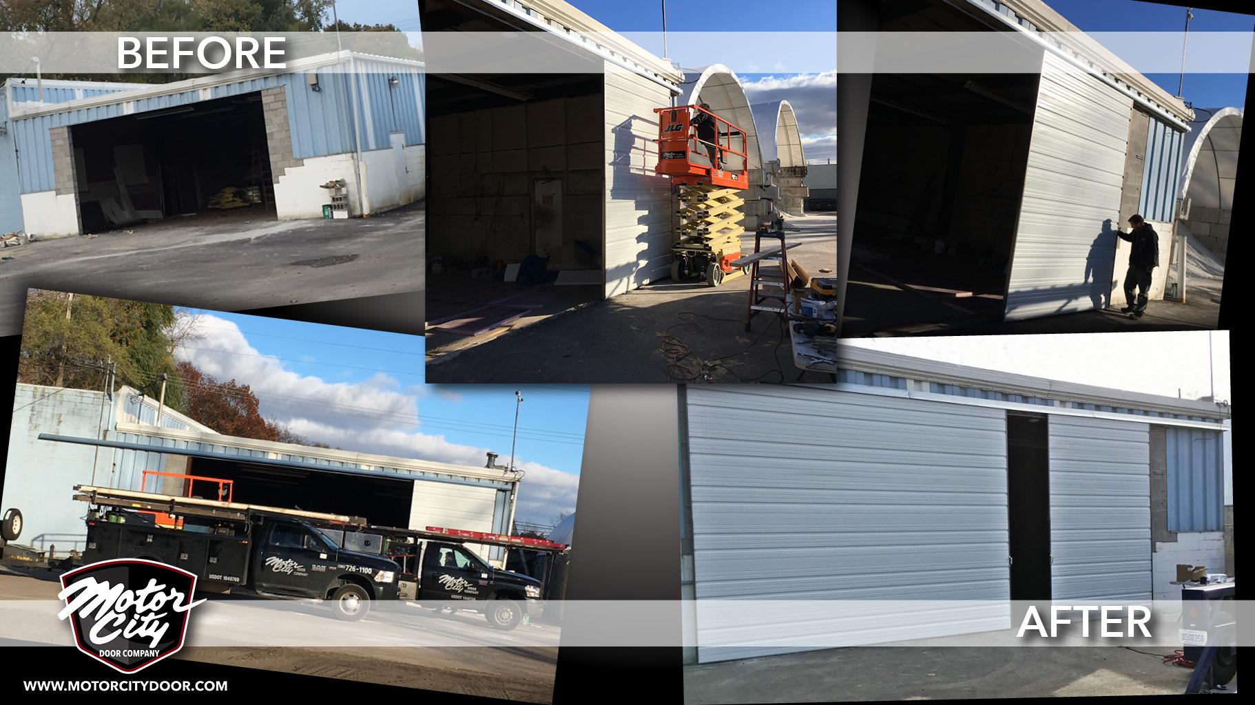 Motor City Door Company Custom Door Solutions