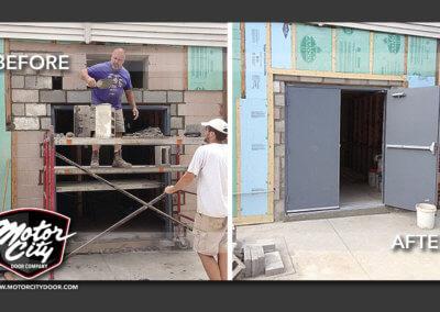 Detroit Diameters - New Doorways