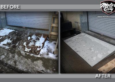 Detroit - Commercial - Dock Ramp