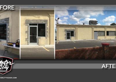 New Doorway - Storefront