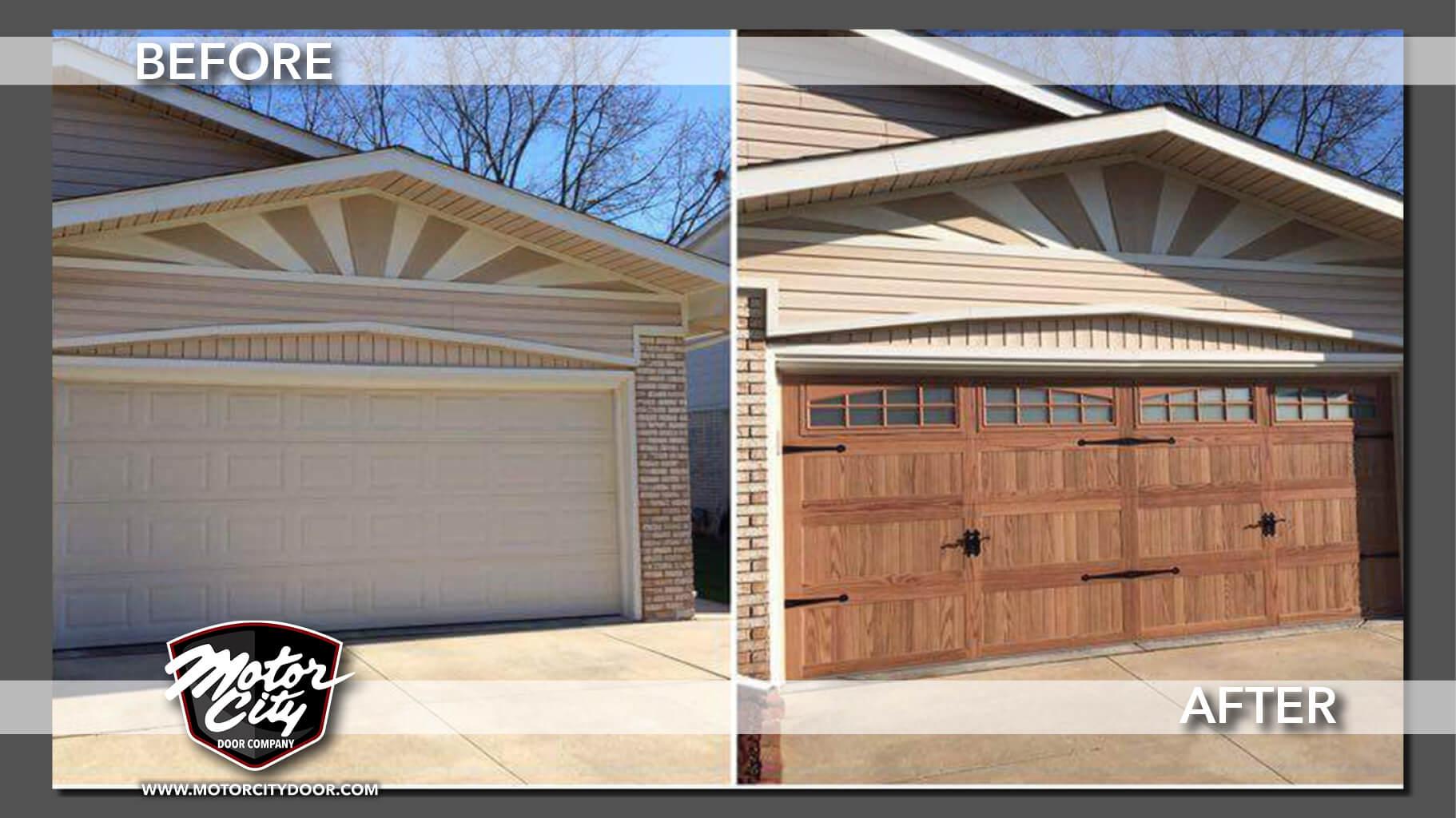 Residential Garage Doors Metro Detroit Chi Doors