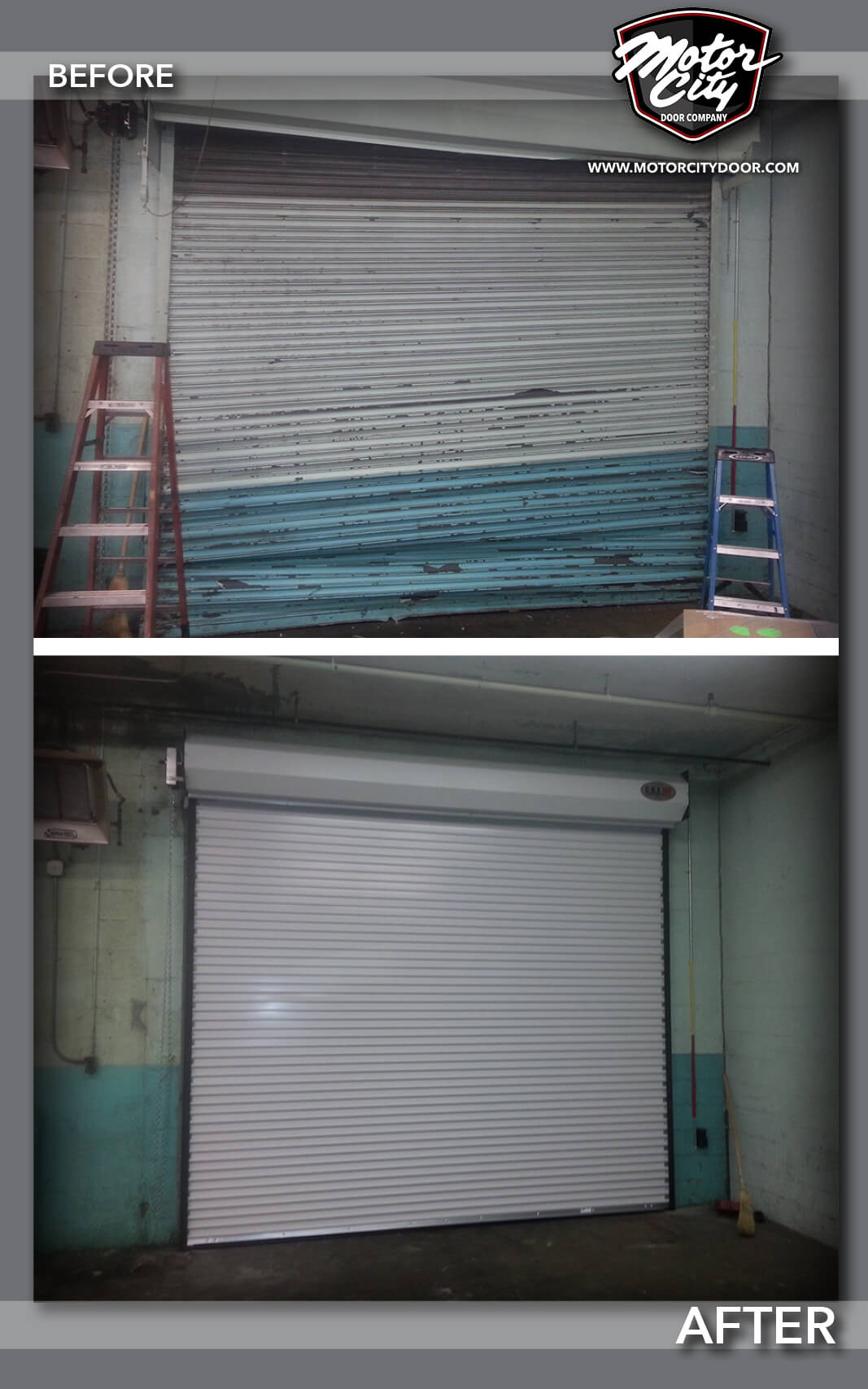 Commercial Doors Metro Detroit | Garage, Storefront & More