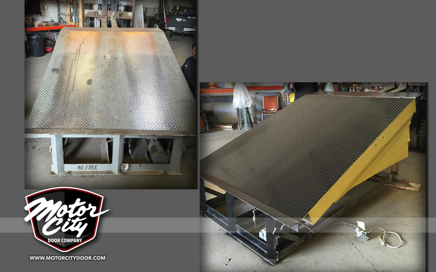 Dock Levelers Amp Shelters Motor City Door Company